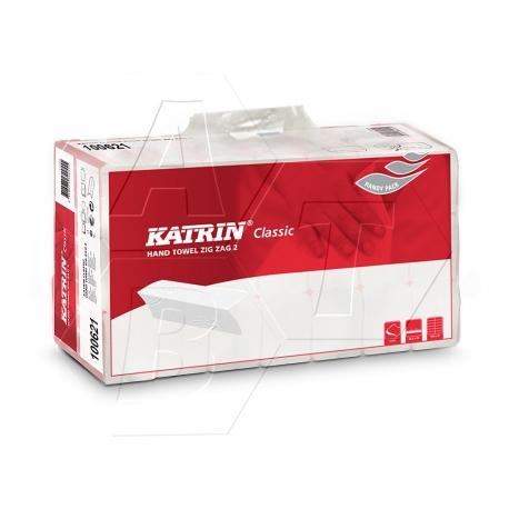 Katrin - Ręczniki Classic Zig Zag 2 Handy Pack