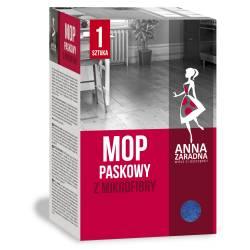 Anna Zaradna Mop Paskowy z Mikrofibry - Zapas