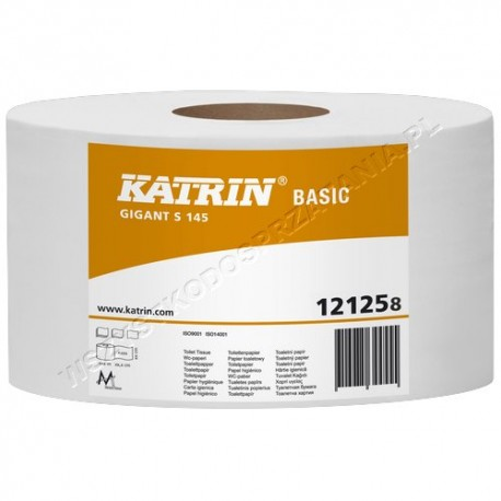 Katrin - Papier toaletowy Basic Gigant S 160