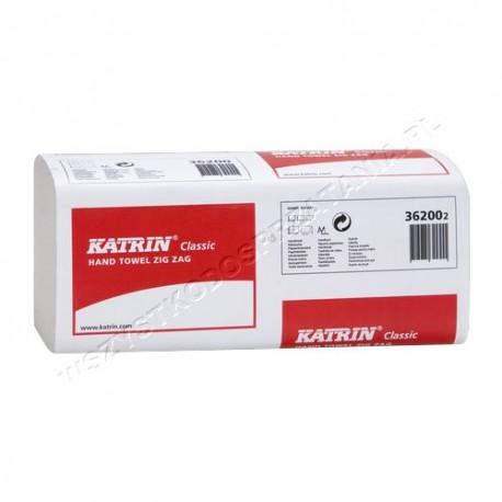 Katrin - Ręczniki Classic Zig Zag