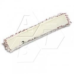 TTS Wkład do zmywaka do okien prążkowany z rzepem