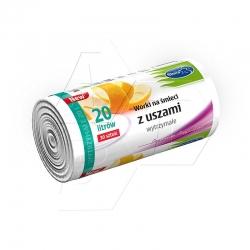 STELLA Worki na Śmieci z Uszami HD-LD 30szt 20L